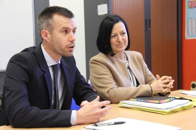 Rencontre Avec Le Haut-Commissaire à La Lutte Contre La Pauvreté