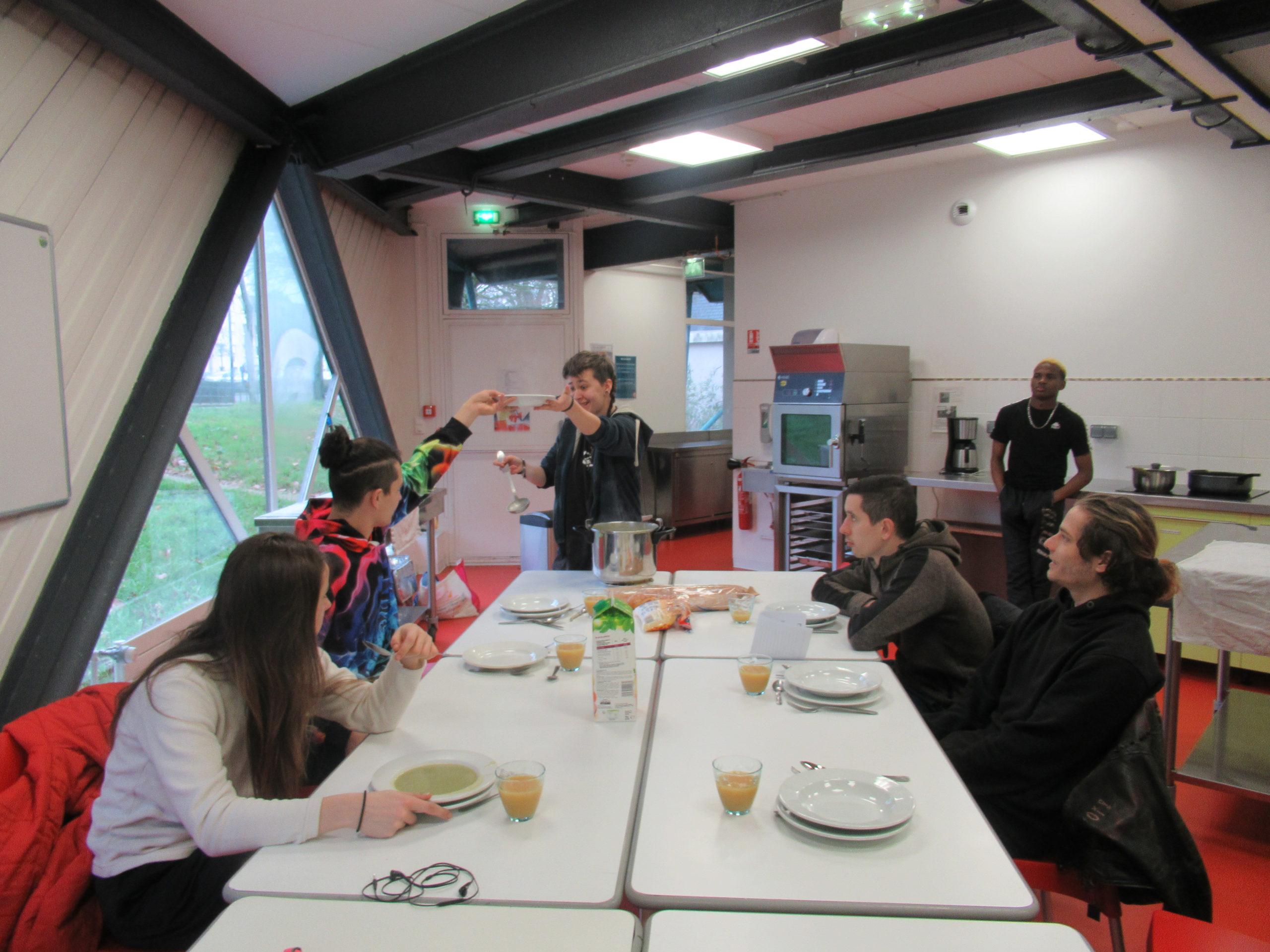 Atelier Cuisine : Les Recettes De Saison !