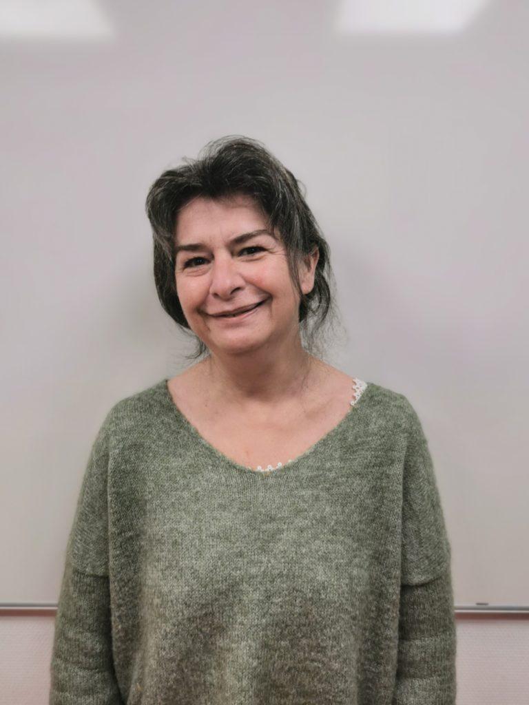 Véronique ANDREAU - Trésorière